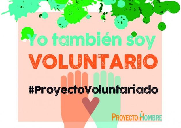 #ProyectoVoluntariado