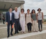 Delegación de Proyecto Hombre que acudió al Congreso EFTC.