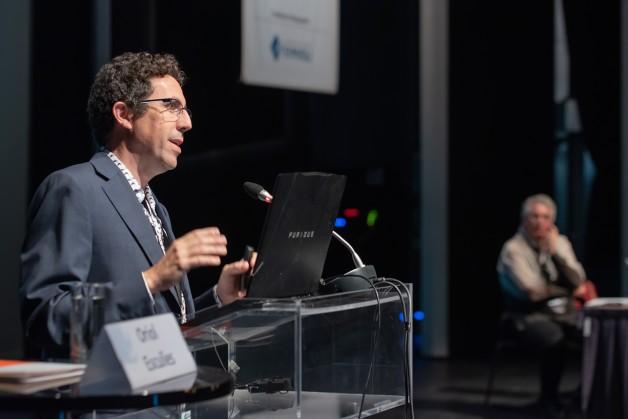 Oriol Esculies, delegado internacional de Proyecto Hombre.